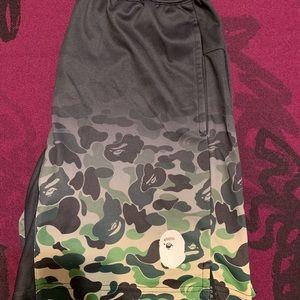 Other - Bape bristol shorts